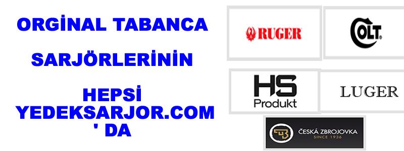 ORJİNAL TABANCA SARJÖRLERİ YEDEKSARJOR.COM